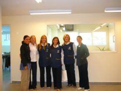 Algunas de las docentes del plantel2007