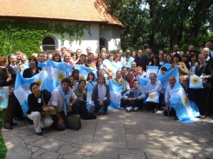 Delegados a la Jornada